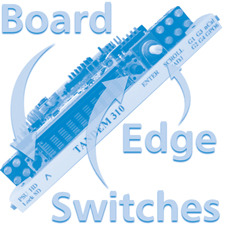 Board edge switches