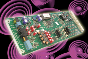 AADA416FR analogue audio distribution amplifier