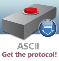 Download the ASCII protocol
