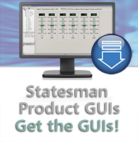 Download latest Statesman product GUIs