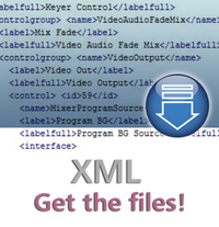 Download product XML files