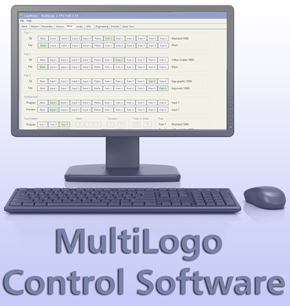 MultiLogo Control Software
