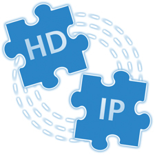 SDI to IP conversion